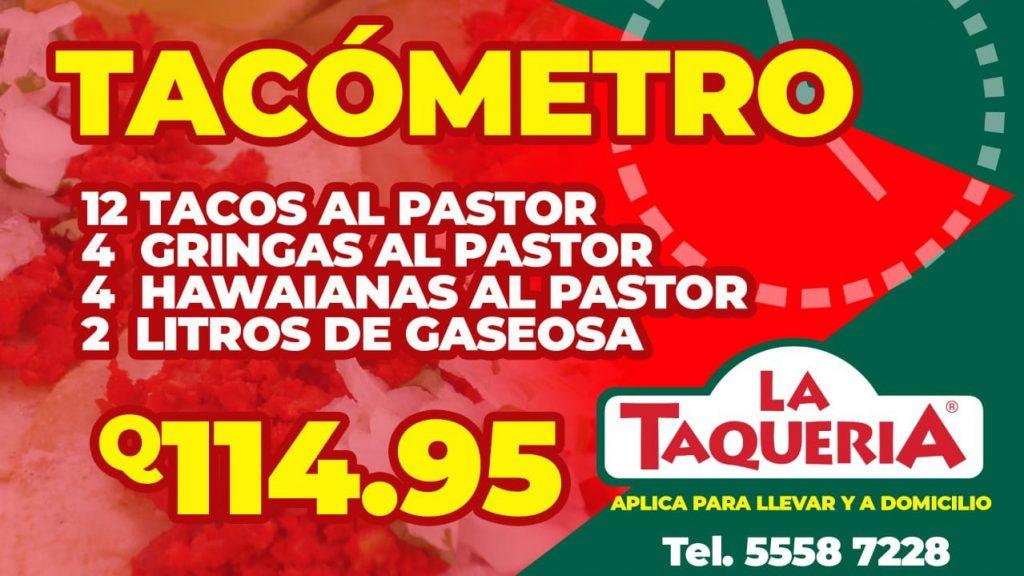 Tacometro La Taquería